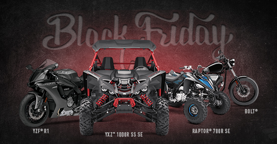 yamaha black friday sale 2016