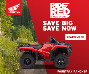 Honda Ride Red Sales Event 2018