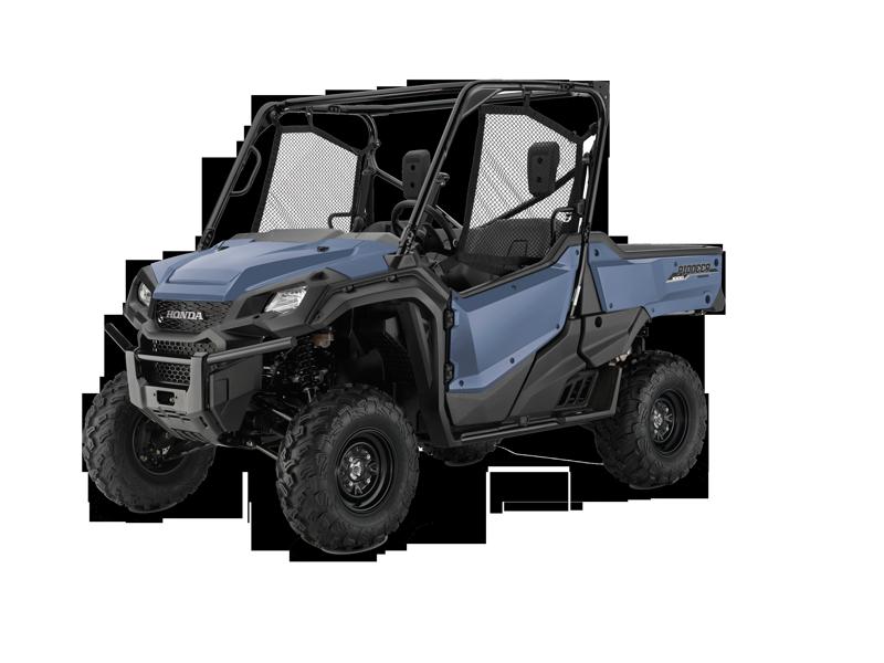 2016 2017 honda pioneer 1000 cabin comfort improvement for Honda service bulletin